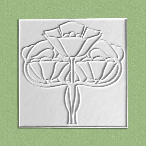 Плитка Каф'декоръ 10*10см., арт.050