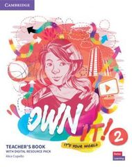 Own it! 2 Teacher's Book with Digital Resource ...