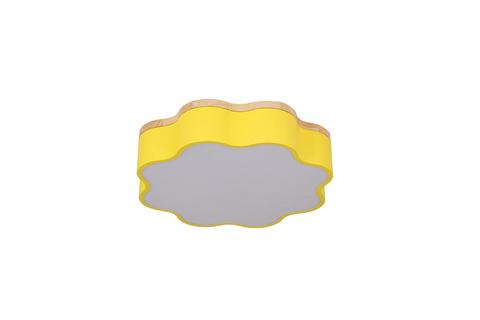 Потолочный светильник Escada 10208/1 LED*60W Yellow