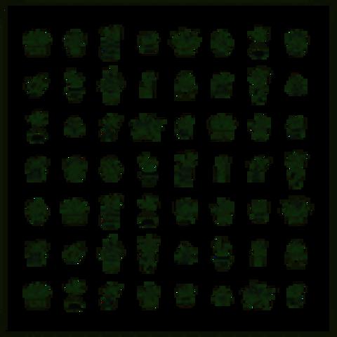 OTT-018 Слайдеры для нейл-дизайна. Transfer: Botanist #5