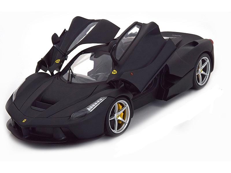 Коллекционная модель Ferrari La Ferrari 2013 Flat Black