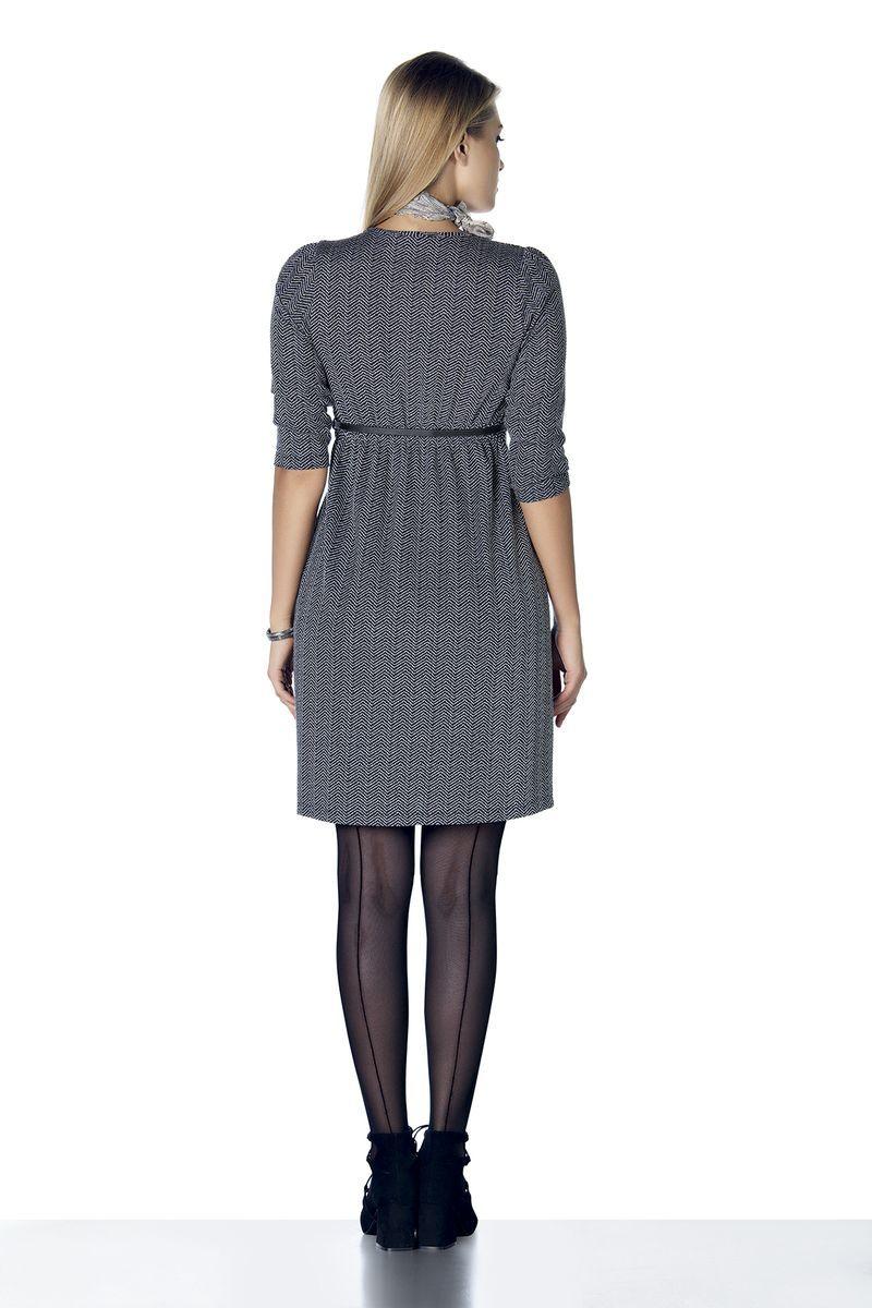 Платье для беременных 07881 серый