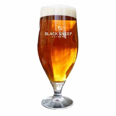 Набор из 6 пивных бокалов «Black Sheep Brewery», 500 мл