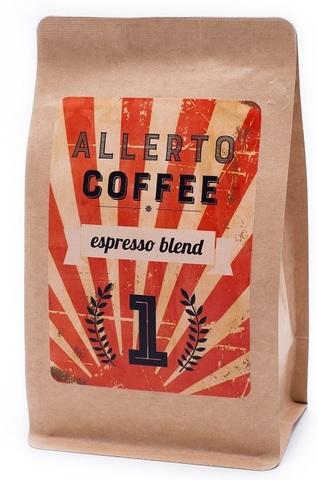 Аллерто №1, эспрессо-смесь