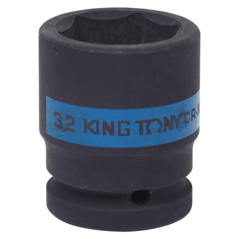 KING TONY (653532M) Головка торцевая ударная шестигранная 3/4