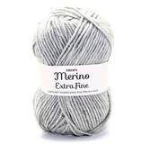 Пряжа Drops Merino Extra Fine 05 светло-серый