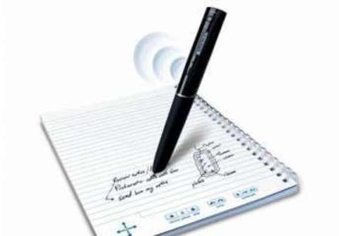 Livescribe 4GB Echo Smartpen – умная цифровая ручка