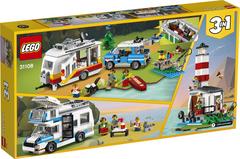 Lego konstruktor Caravan Family Holiday