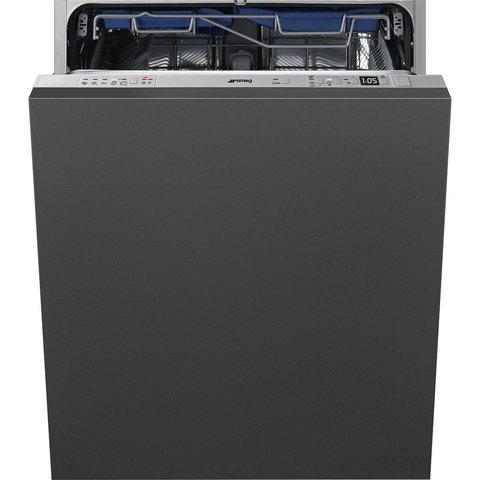Встраиваемая посудомоечная машина Smeg STA7234LFR