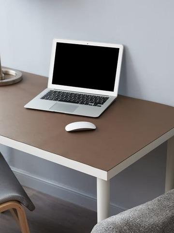 Накладка на стол Лардук 80 х 120 коричневая