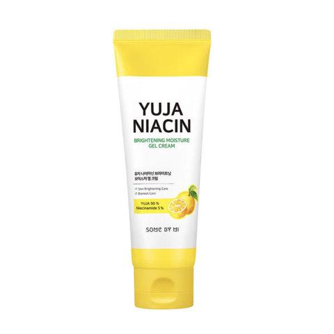 Some By Mi Осветляющий гель-крем для осветления кожи против пигментации Some By Mi Yuja Niacin Brightening Moisture Gel Cream, 100мл