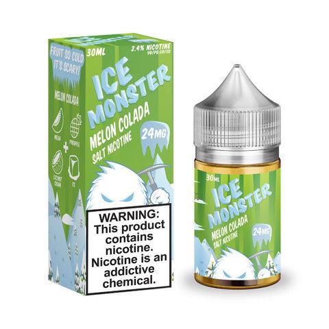 Жидкость Ice Monster SALT 30 мл Melon Colada