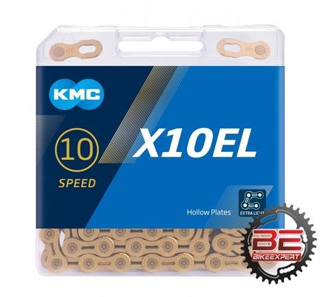 Цепь КМС X-10EL Gold box