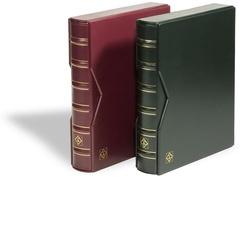 Альбом VARIO, классического дизайна, включая слипкейс (шубер), зеленый