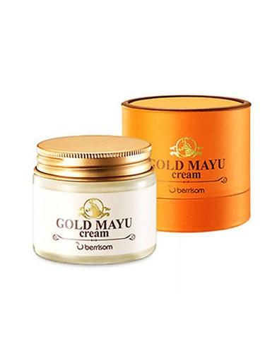 BERRISOM Крем для лица с лошадиным жиром Gold Mayu Cream 70g