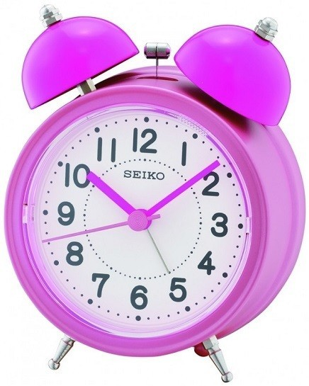 Настольные часы-будильник Seiko QHK035PN