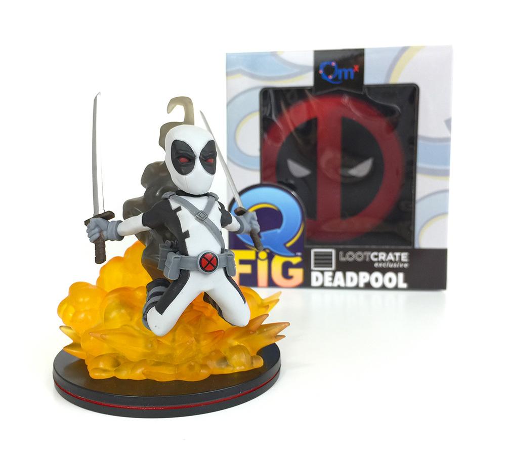 Marvel Q-Fig — Deadpool X-Force