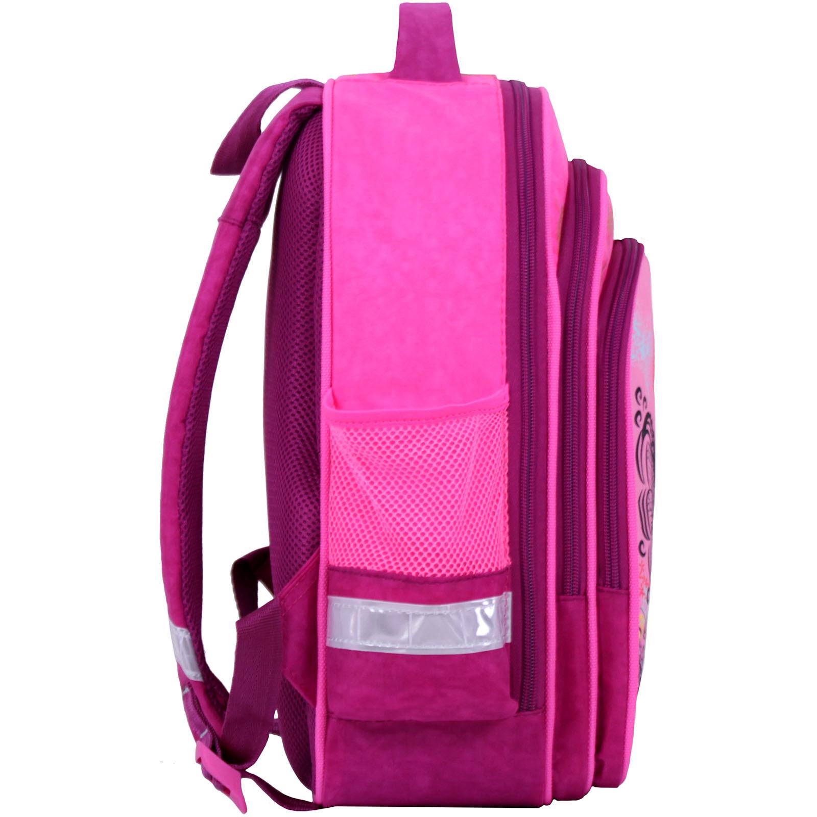 Рюкзак школьный Bagland Mouse 143 малиновый 389 (0051370) фото 3