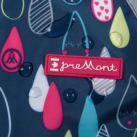 Комбинезон Premont для девочек Дождливый Ванкувер SP71023