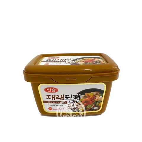 Соевая паста Синсонг Твенджан 500г Корея