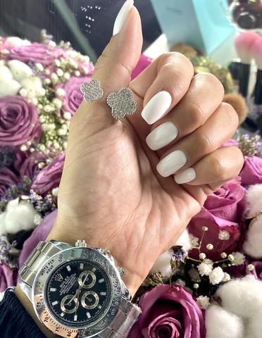 Кольцо Van Cleef&Arpels Silver