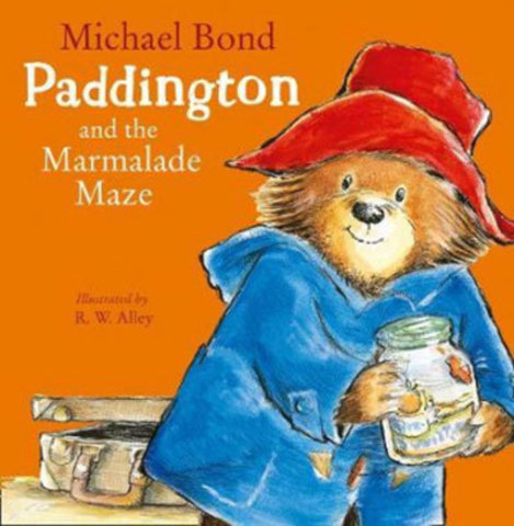 9780008326036 - Paddington and the Marmalade Maze