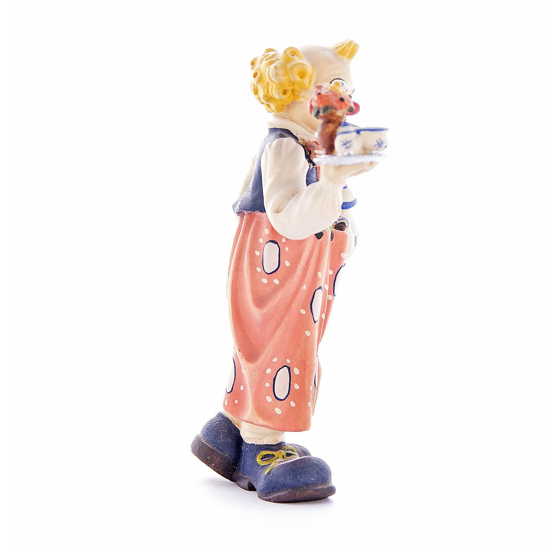 Клоун-официант