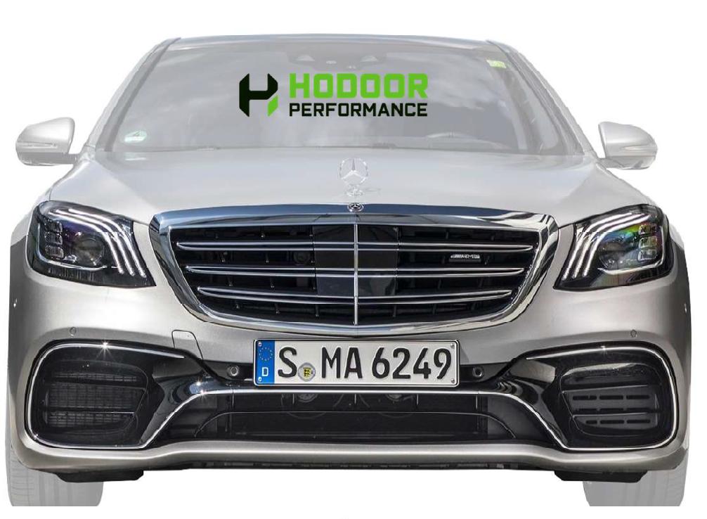 Рестайлинг комплект Mercedes-Benz W222 S63  AMG 2018