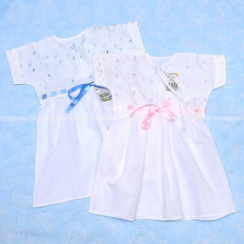 Рубашечка для крещения шитье (62-80) 190108-С-ТП1146