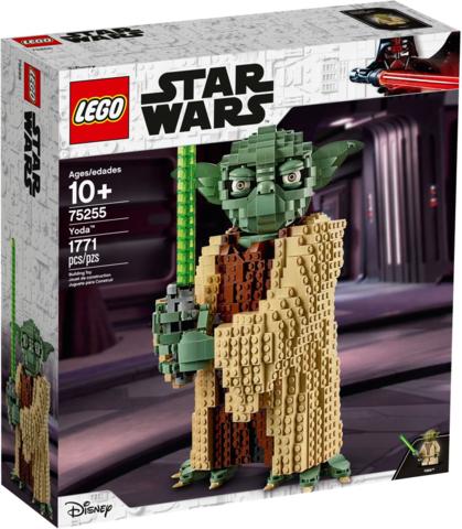 LEGO Star Wars: Йода 75255 — Yoda — Лего Звездные войны Стар Ворз