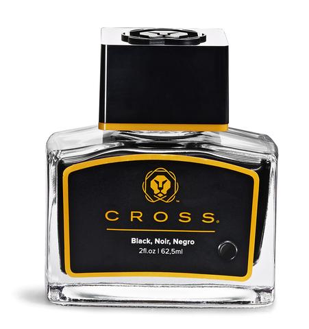 Cross Чернила (флакон), черный, 62,5 мл