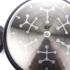 Кастрюля 24 см (5,0 л) AMT Frying Pans Titan арт. AMT I-924 AMT