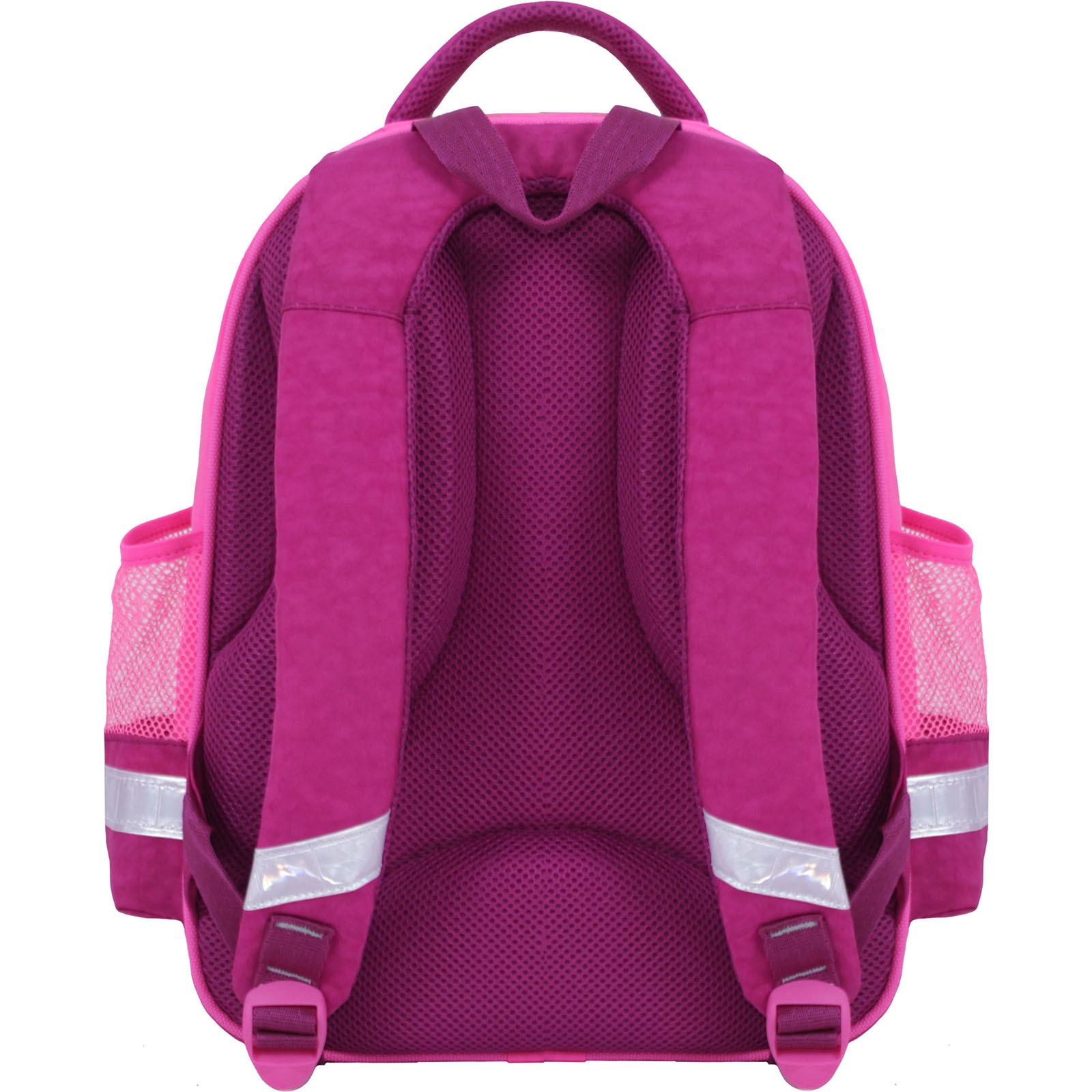 Рюкзак школьный Bagland Mouse 143 малиновый 389 (0051370) фото 4