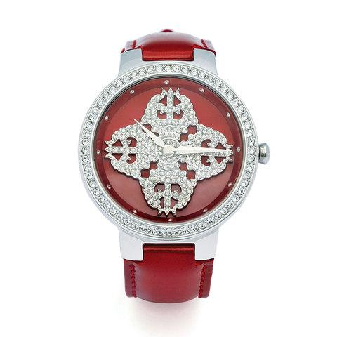 Часы с двойной Ваджрой (красные)