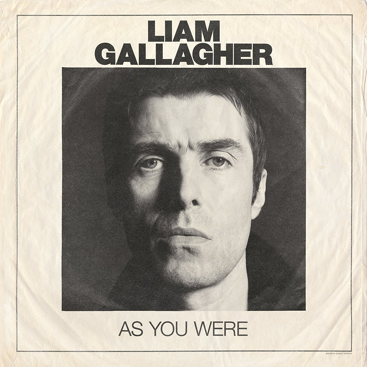 GALLAGHER, LIAM: As You Were
