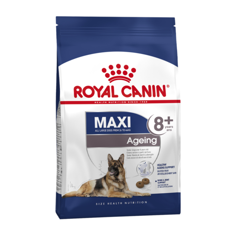 Royal Canin Maxi Ageing 8+ Сухой корм для пожилых собак крупных пород старше 8 лет