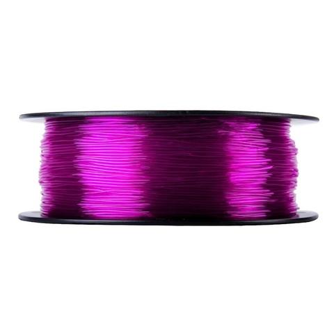 ESUN eTPU95A, 1.75 мм, 1 кг, прозрачно-пурпурный