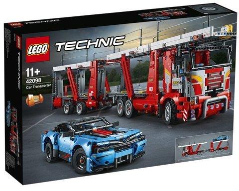 Lego konstruktor Technic Car Transporter