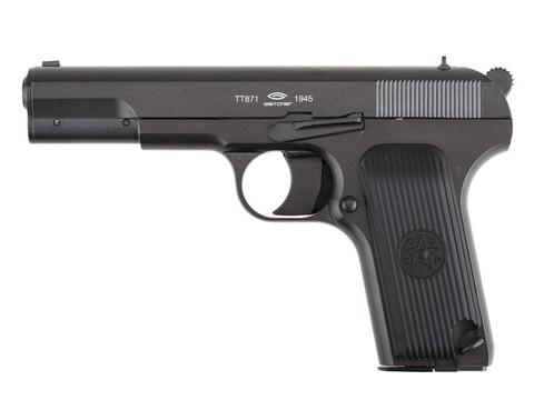 Страйкбольный пистолет TT-A  Blowback, металл