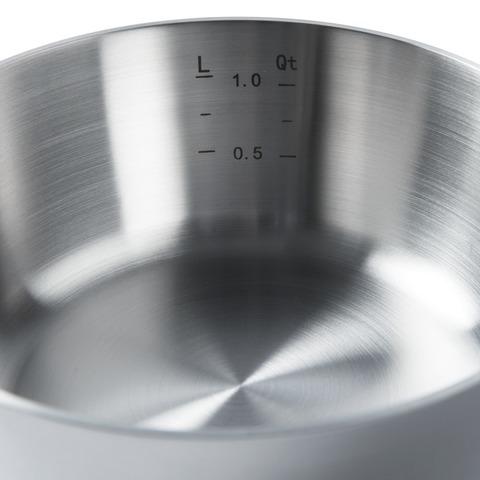 Ковш 18см 1,3л (5-слойный материал) Ron