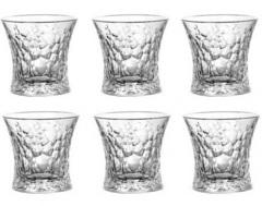 Набор хрустальных бокалов для виски «Molecules», 280 мл, фото 2