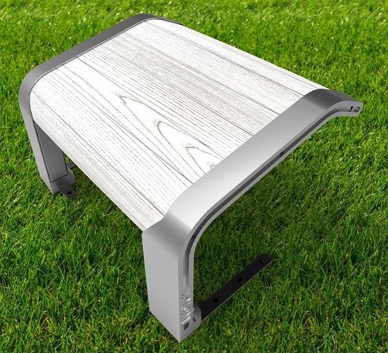 Гараж для роботизированной газонокосилки Landroid