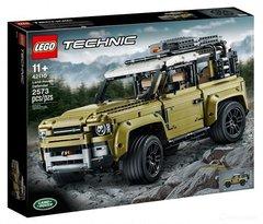 Lego konstruktor Technic Land Rover Defender