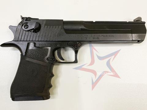 Охолощенный Пистолет Desert Eagle под патрон .50 AE