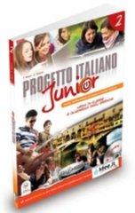 Nuovo Progetto italiano Junior 2 Libro + Quader...