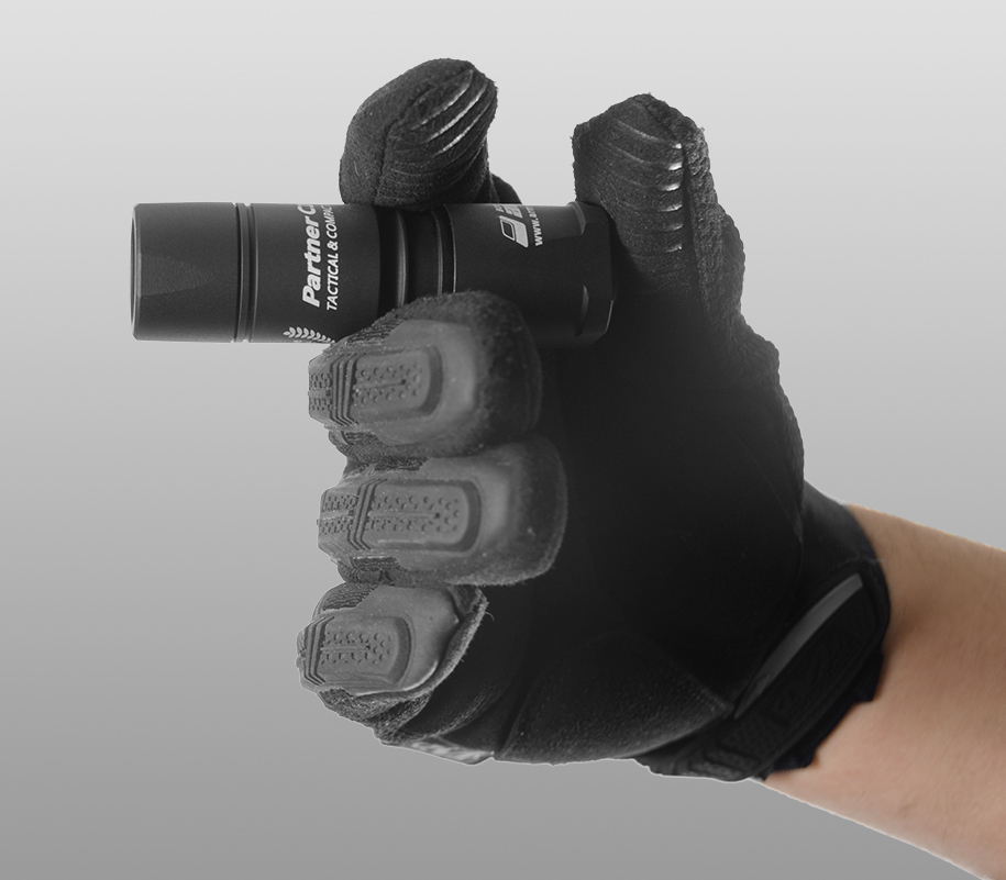 Тактический фонарь Armytek Partner C1 (тёплый свет) - фото 3