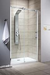 Душевая дверь Radaway Espera DWJ L 120x200 см. левая, профиль хром, стекло прозрачное 380112-01L