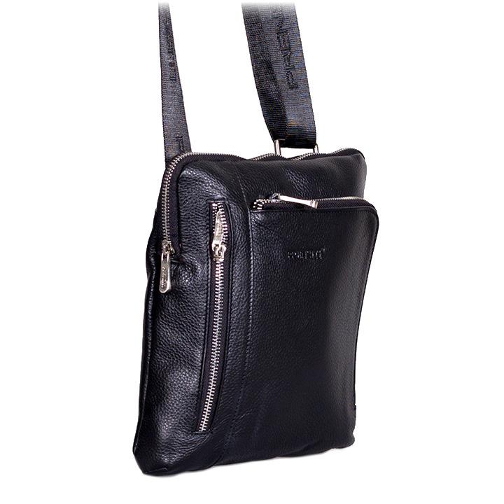 Мужская сумка планшет из кожи Prensiti 009-253-1