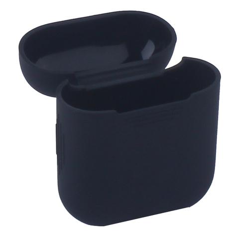 Чехол силиконовый Deppa для AirPods D-47005 1.4мм Черный