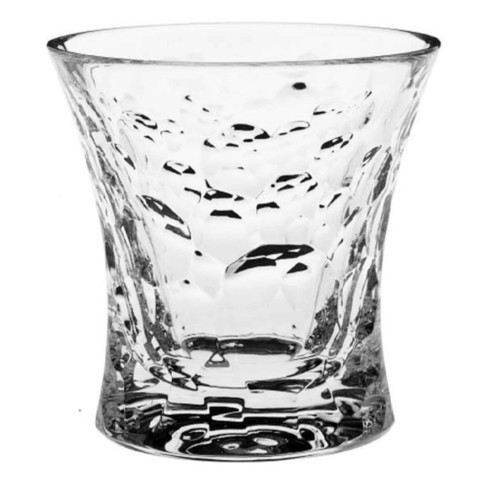 Набор хрустальных бокалов для виски «Molecules», 280 мл